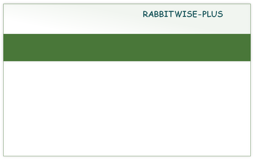 RABBITWISE-PLUS